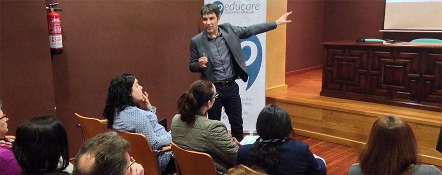 conferencia educar emociones