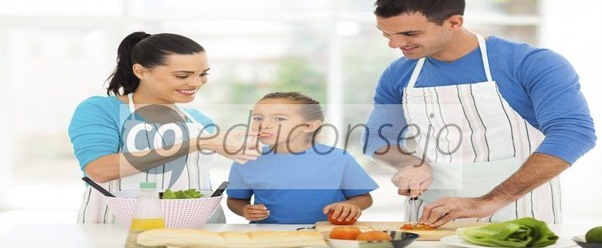 Si no sabes cocinar, no sabes educar.