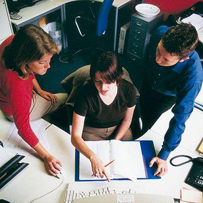 Habilidades comerciales y trabajo en equipo