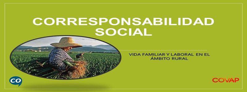 Corresponsabilidad social en el mundo rural